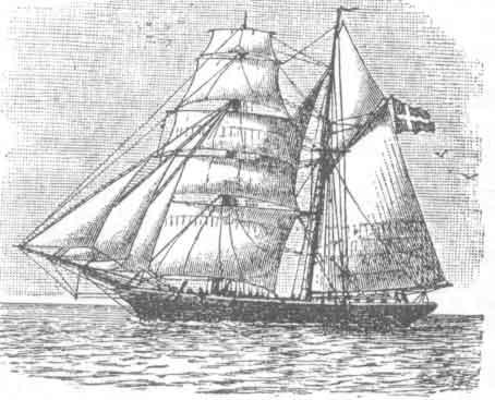 Topp på skepp